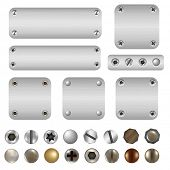 pic of bolt  - Screws And Bolts - JPG