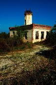 Old Lighthouse, Guanica, Pr, Usa