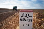 Marrakech 414 Km