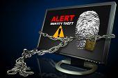 Monitor de roubo de identidade