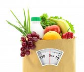 stock photo of body fat  - Healthy diet - JPG