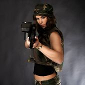 Army Girl