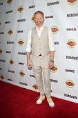LOS ANGELES - AUG 23:  Jesse Tyler Ferguson arrives at the