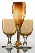 Bocal And Wine Glass