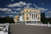 Moscow region. Museum-estate Arkhangelskoe. The sanatorium.