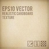 Kartonnen textuur