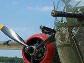 nach dem zweiten Weltkrieg Flugzeuge