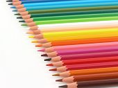 Multicoloured Pencils