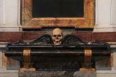 Crânio de morte