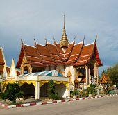 Wat Chalong Temple Pagoda