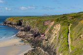 Caerfai Pembrokeshire West Wales