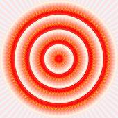 Sunny Mandala Pattern