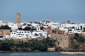 Old Town Of Rabat, Morocco