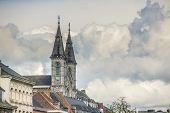 Redemptorists Church In Tournai, Belgium.