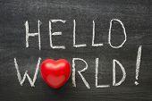 Hola mundo