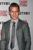LOS ANGELES - JAN 6:  Jesse Luken at the
