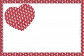 Crazy Dot Heart