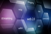 The world of Web 2.0 - Future of Internet