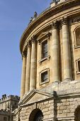 Radcliffe Camera. Oxford. England