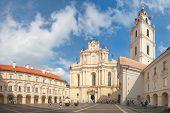 VILNIUS, LITHUANIA - AUGUST 10:  Vilnius University