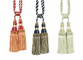 Luxury tassels