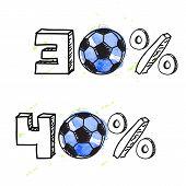 Soccer discount elements