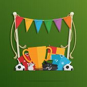 Football Decoration