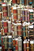 Colorful Indian Bangles