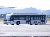 Thai airway Bus