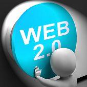 Web 2.0 Pressed Shows User-generated Website Platform