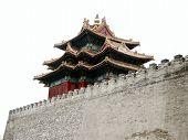 Forbidden City Watch Tower poster