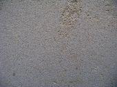 Texture of silicate white brick