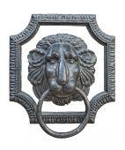 Medieval Door Knocker Cutout poster