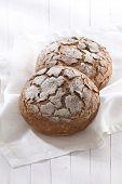 Bread On White