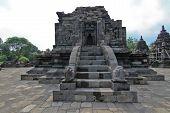 Candi Lumbung Buddhist Temple