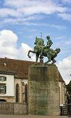 Monument To Hans Waldmann, Zurich
