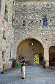 Castle Of Barroux
