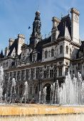 Town Hall of Paris