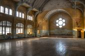 Abandoned Sports Hall In Beelitz...
