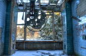 Old Operating Room In Beelitz
