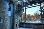 Abandoned Operating Room In Beelitz
