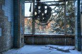 Abandoned Operating Theater In Beelitz