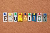 Education Single Word