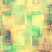 Grunge colorful background. With different color patterns: yellow; green; orange; purple