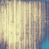 Old, grunge background texture. With different color patterns: gray; blue; yellow