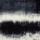Grunge texture, Vintage background. With different color patterns: white; black; gray