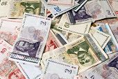 Bank-notes Of Bulgarian Money
