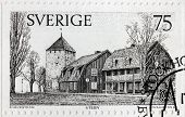 Visby Stamp