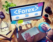 Forex Exchange Trade Change Barter Concepts