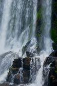 Salto Bossetti At The Iguazu Falls